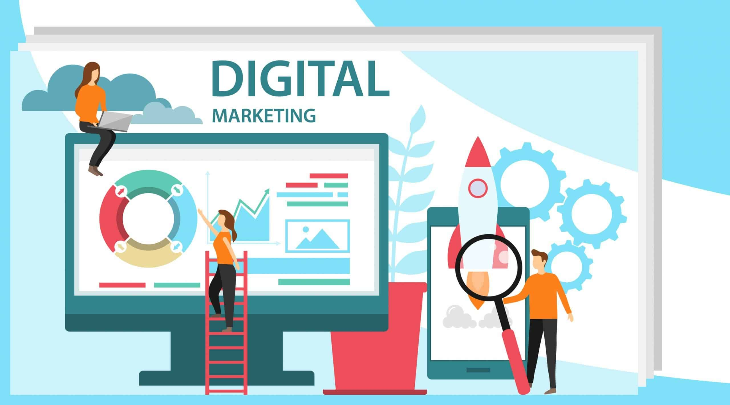 Increase Customer Engagement through digital marketing